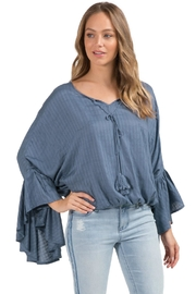 Elan Big Sleeves Top - Product Mini Image