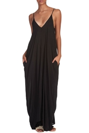 Elan Black Maxi Dress - Product Mini Image