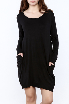 Shoptiques Product: Black Shift Dress