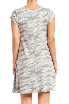 Elan Camo Pocketed Dress - Alternate List Image