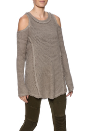 Shoptiques Product: Cold Shoulder Sweater