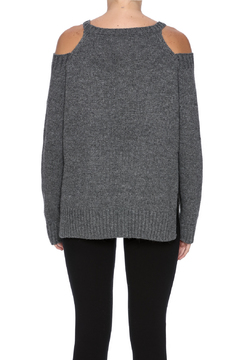 Elan Cold Shoulder Sweater - Alternate List Image