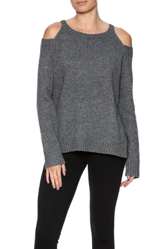 Elan Cold Shoulder Sweater - Product List Image