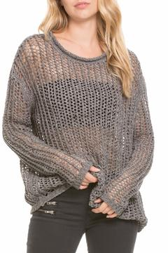 Shoptiques Product: Crocheted Sweater
