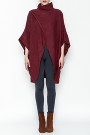 Elan Cross Front Poncho - Other