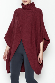 Elan Cross Front Poncho - Product Mini Image