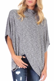 Elan Cross Front Top - Front cropped