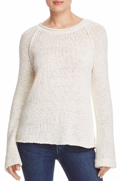 Elan Cut Out Back Sweater - Product List Image