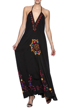 Shoptiques Product: Embroidered Maxi