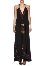 Elan Embroidered Maxi - Front cropped