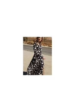 Elan Floral Wrap Maxi - Alternate List Image