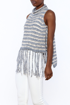 Shoptiques Product: Fringe Bottom Sweater