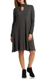 Elan Keyhole Pocket Dress - Product Mini Image
