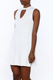 Elan White Swing Dress - Product Mini Image