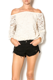 Elan Lace Top - Product Mini Image