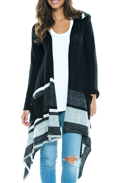Shoptiques Product: Long Draped Sweater