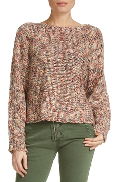 Elan Multicolor Knit Sweater - Product List Image