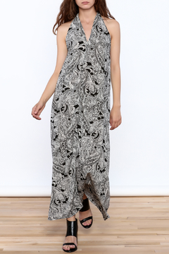 Shoptiques Product: Paisley Maxi Dress