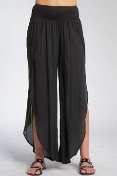 Elan Pants With Center Slits - Alternate List Image