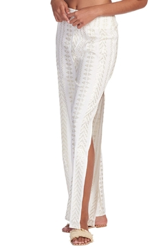 Elan Pants With Side Slits - Product List Image