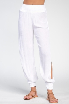 Elan Pants With Slits - Alternate List Image