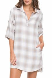Elan Plaid Dress - Product Mini Image
