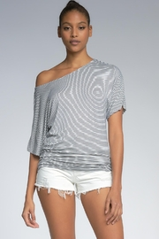 Elan Shannon Off The Shoulder Top - Product Mini Image