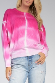 Elan Sherie Tie Dye Top - Product Mini Image
