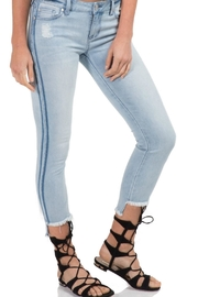 Elan Side Stripe Denim - Product Mini Image