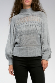 Elan Sienna Grey Sweater - Product Mini Image