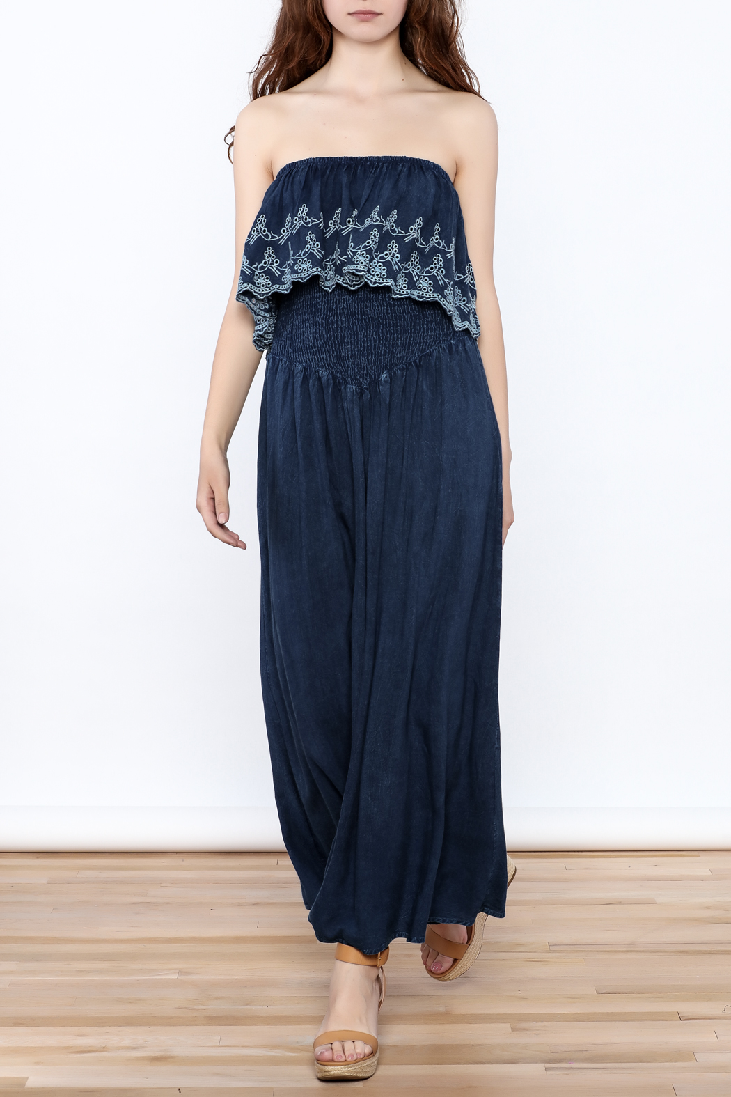 Elan Strapless Maxi Dress from Montclair by That Little ...