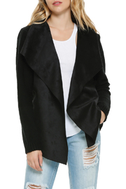 Elan Sweater Sleeve Jacket - Product Mini Image