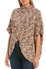 Elan Sweater With Cross-Front - Front cropped