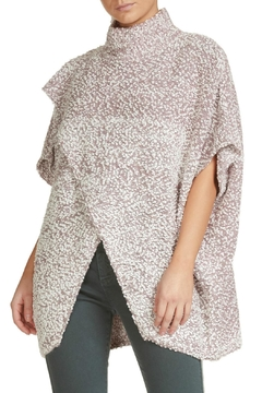 Elan Sweater With Cross-Front - Alternate List Image