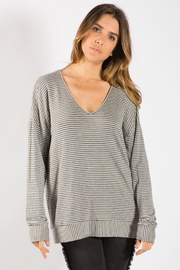 Elan Tie Back Long Sleeve - Product Mini Image