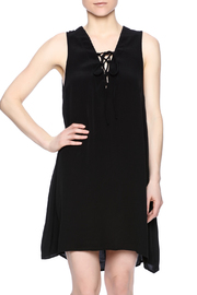 Elan Tie Front Dress - Product Mini Image