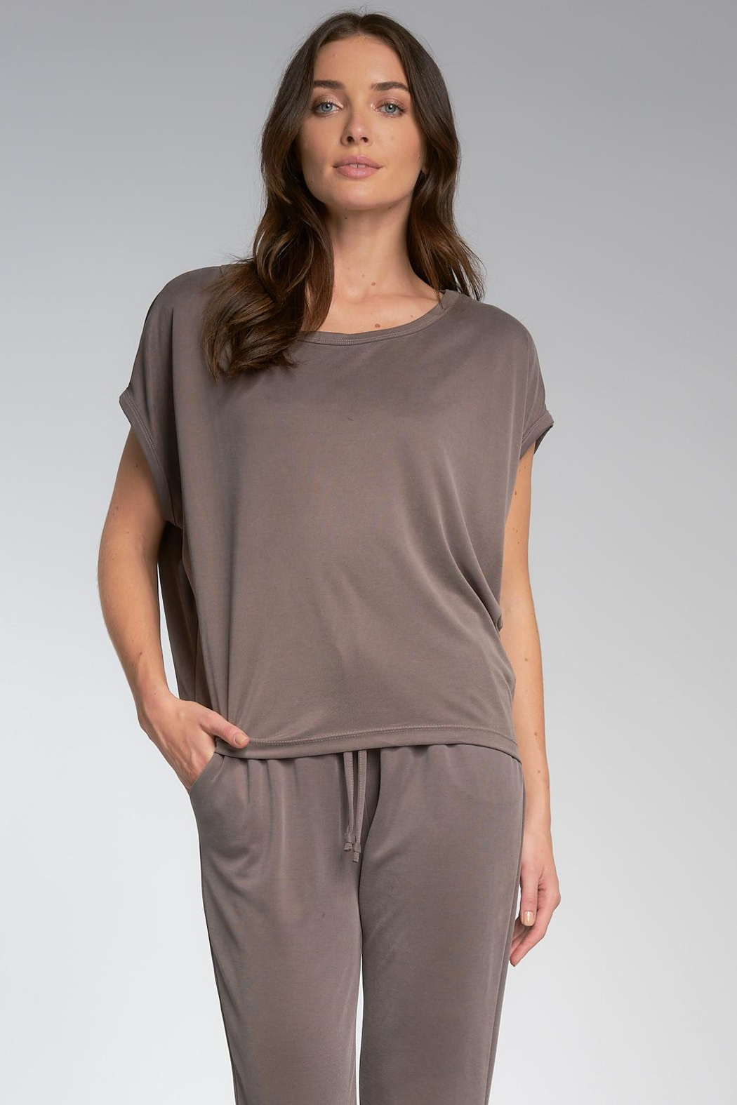 Elan Top With Open Back - Main Image