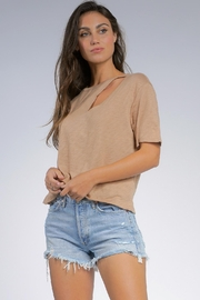 Elan Top With Slit - Product Mini Image