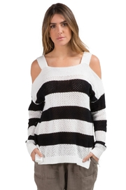 Elan Two-Color Cold Shoulder - Product Mini Image