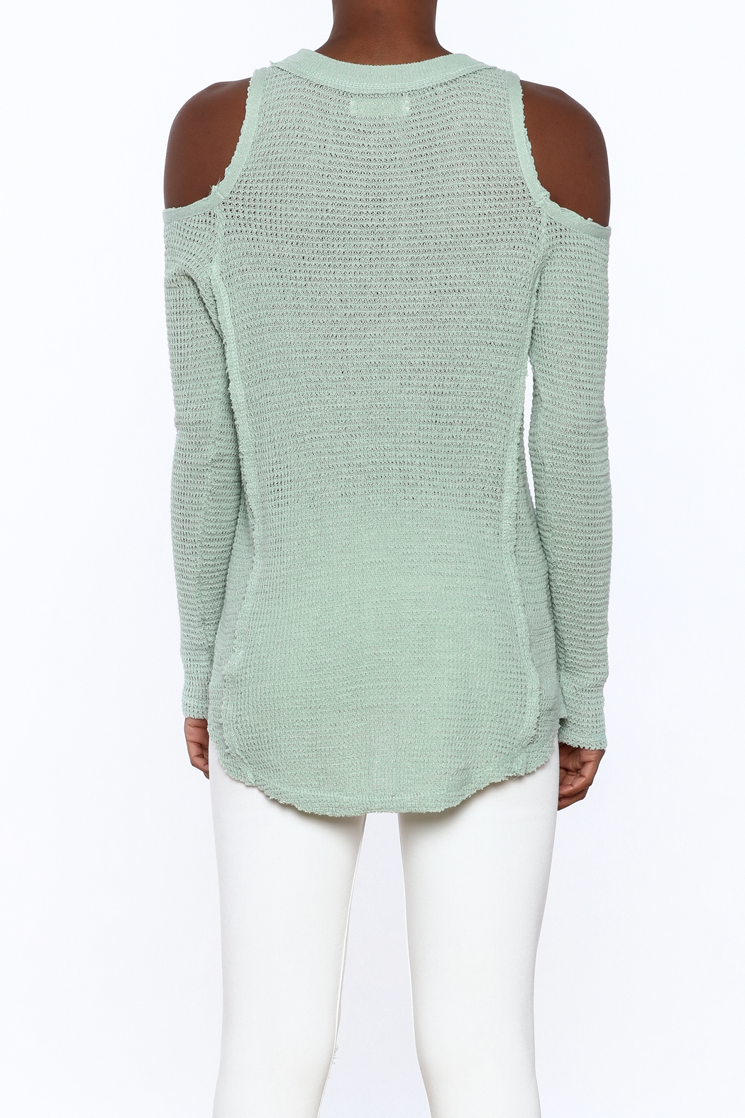 Elan Mint Green Sweater From Wyckoff By Bedford Basket