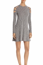 Elan International Slit Cold Dress - Product Mini Image