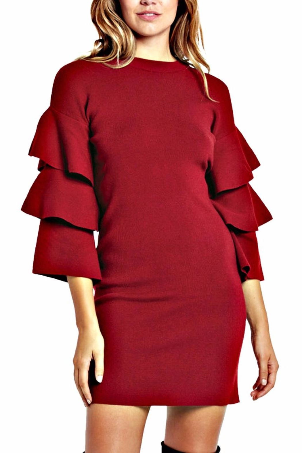 134d162e96c Elan Sweater Dress from Miami by Neptunes — Shoptiques