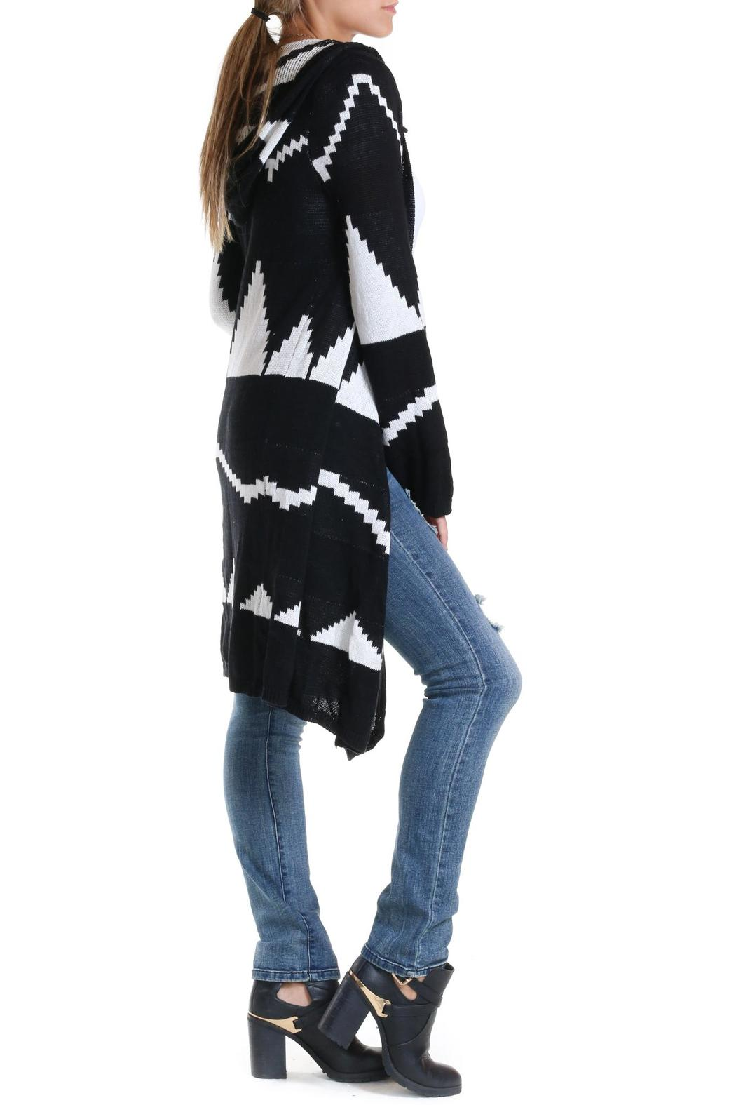 Elan Aztec Sweater Duster from Charleston by Apricot Lane ...