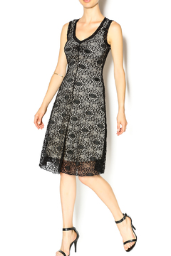 Shoptiques Product: Knitted Sleeveless Dress