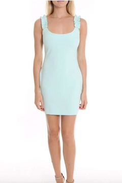 LIKELY Elana Mint Dress - Product List Image