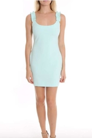LIKELY Elana Mint Dress - Product Mini Image
