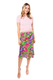 Julie Brown NYC Elastic Waist A-line Skirt - Product Mini Image