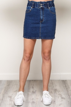 8bc9a8bac3fc52 ... Mustard Seed Elastic Waist Skirt - Product List Placeholder Image