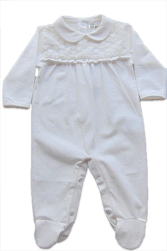 Ele-Baby Babgy Girl Pajama - Alternate List Image