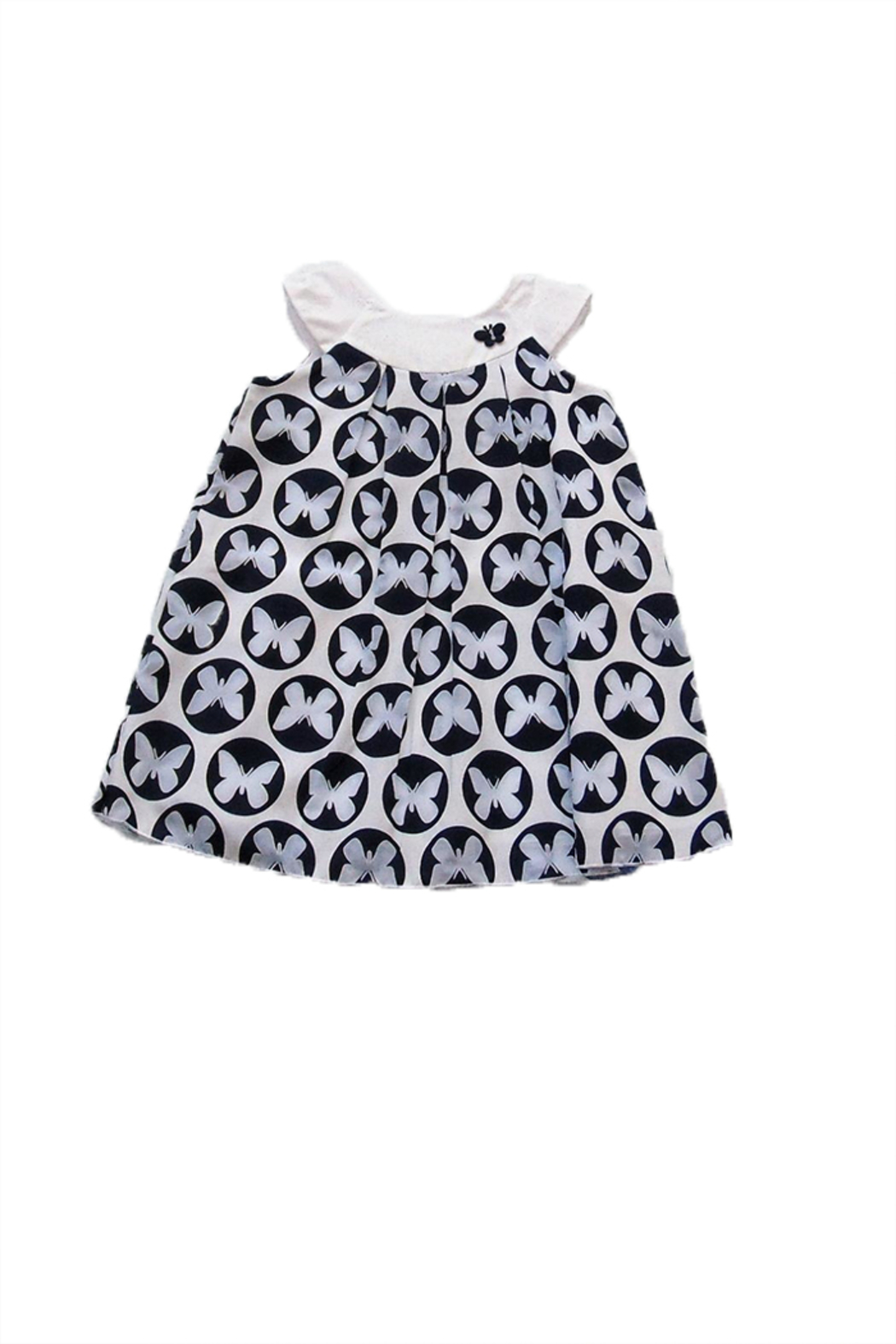 Ele-Baby Butterfly Dress - Front Cropped Image